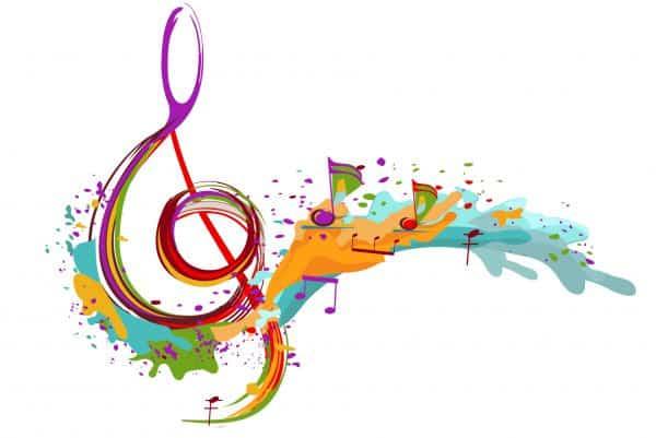 Musiknote, gemafreie Musik, Musik für Ihr Projekt
